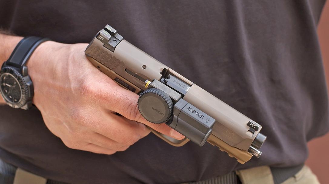 gun storage devices, Zore X Core Series