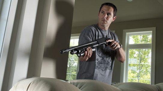 Defensive Shotgun Loads, home defense shotgun, patrol
