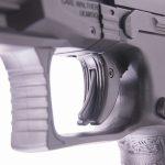 Walther PPQ Q4 TAC Pistol trigger
