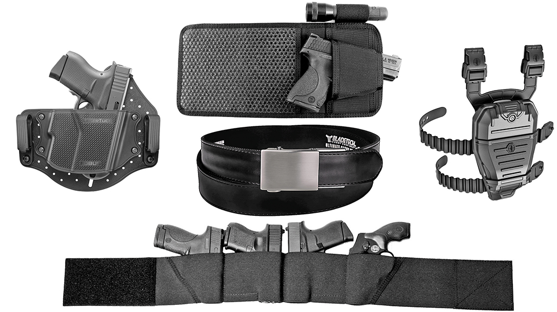 handgun holsters, concealed carry holsters, pistol holsters