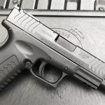 Springfield XDM 10mm Pistol right