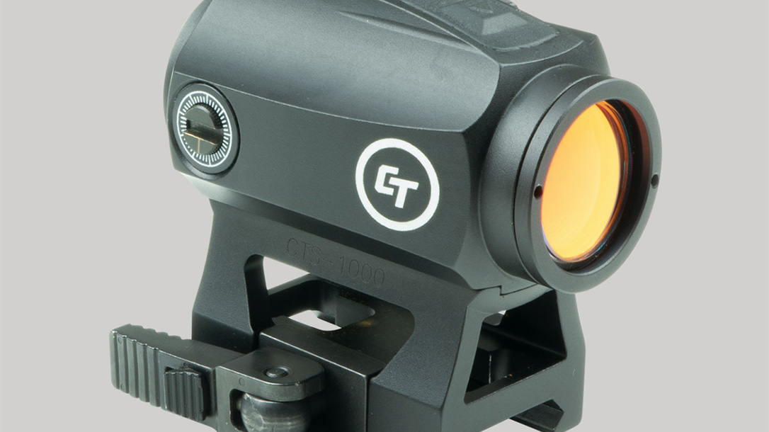 Crimson Trace Red Dot sights, CTS 1000