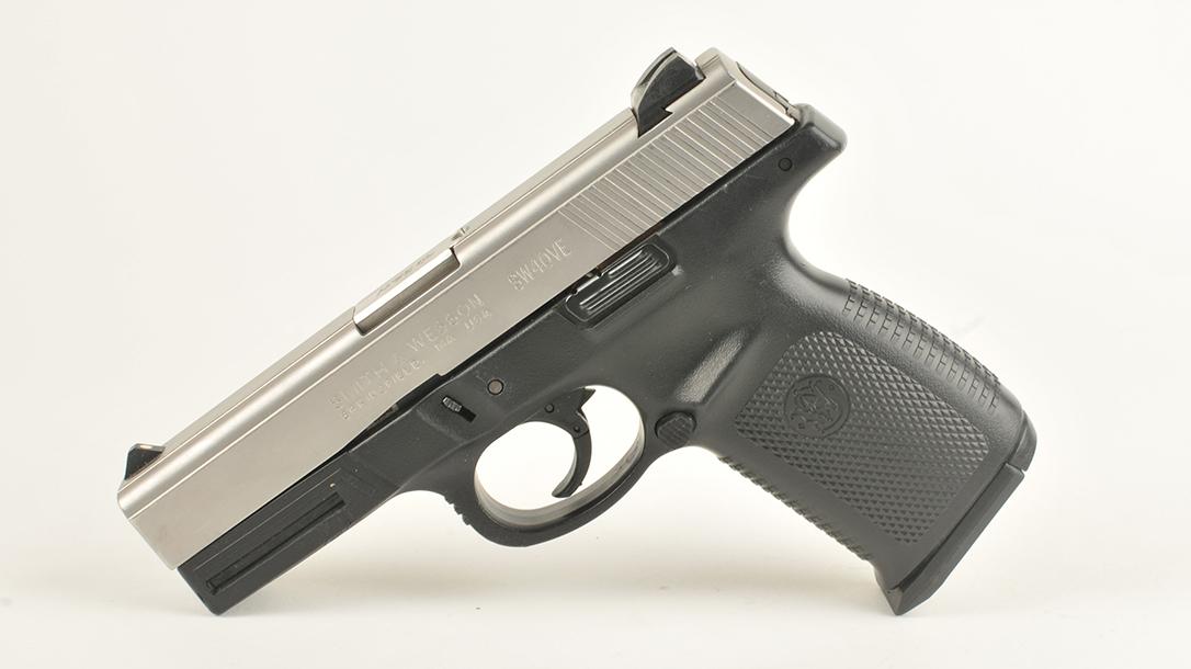 semi-auto pistols, handgun