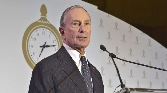 powerful gun lobby, Michael Bloomberg