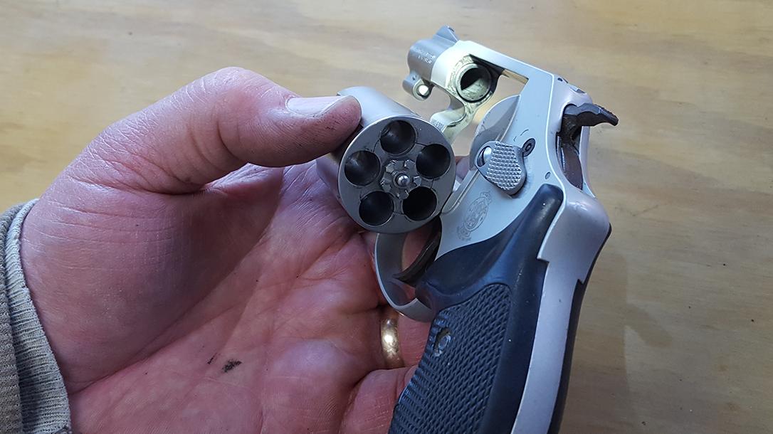 Clean Your Gun, unload