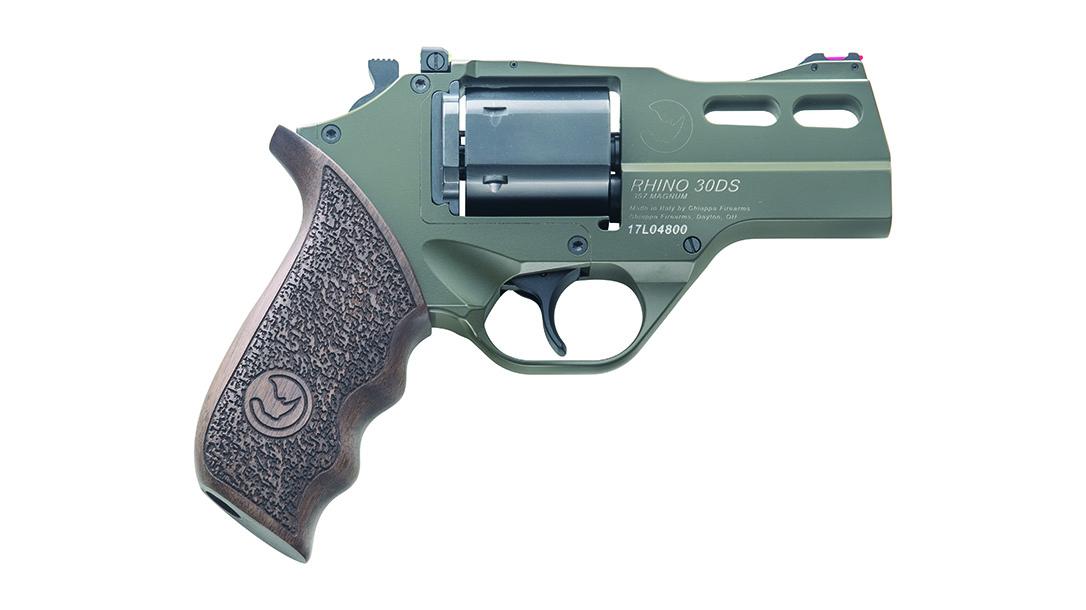 personal protection handguns, Chiappa Rhino 30DS