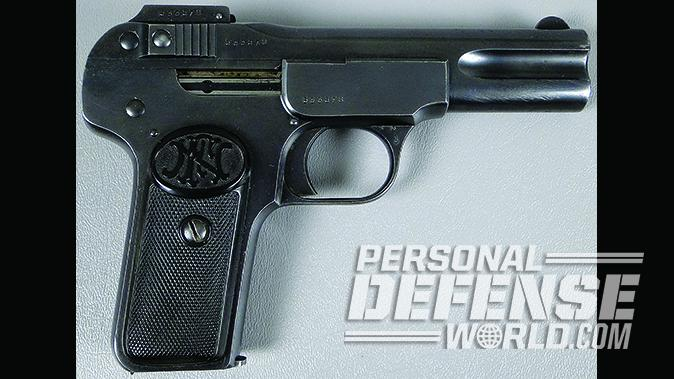 Concealed Carry Guns fn browning model 1900