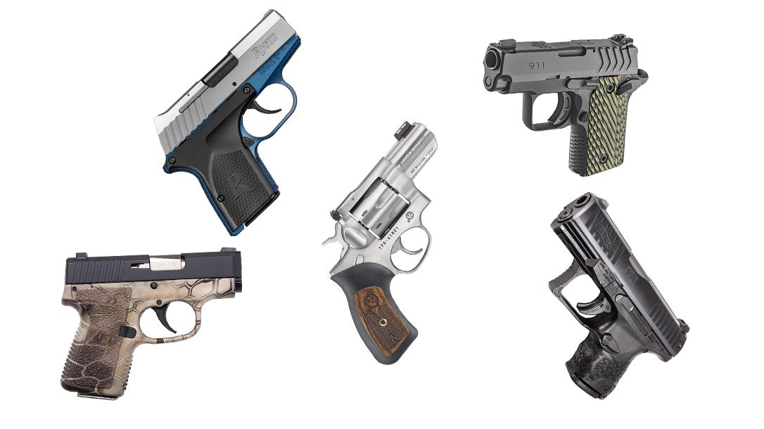 23 personal protection handguns