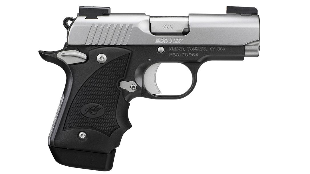 personal protection handguns, Kimber Micro 9 CDP (DN)