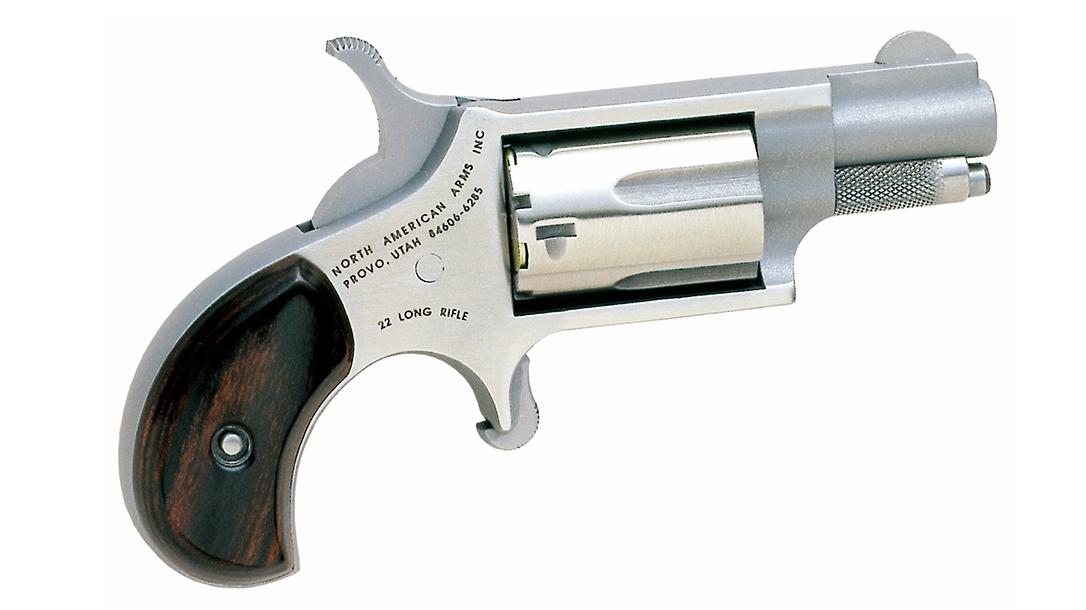 Affordable handguns, North American Arm .22 LR