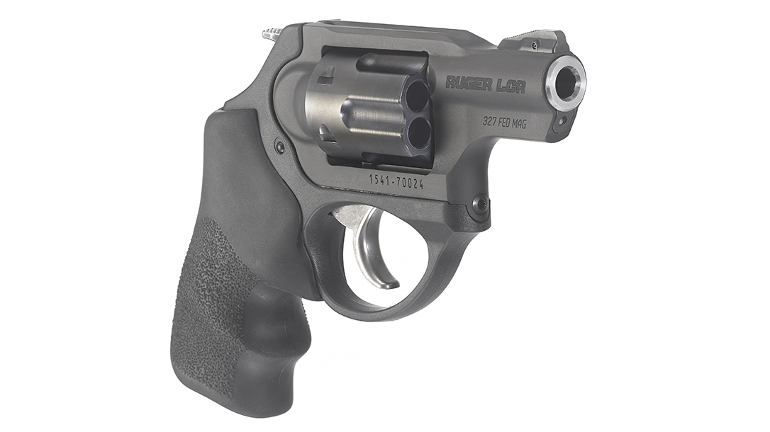 personal protection handguns, Ruger LCRx