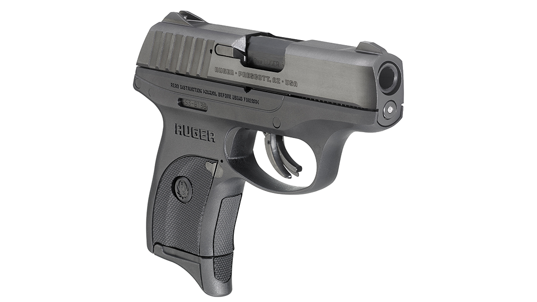 personal protection handguns, Ruger EC9s