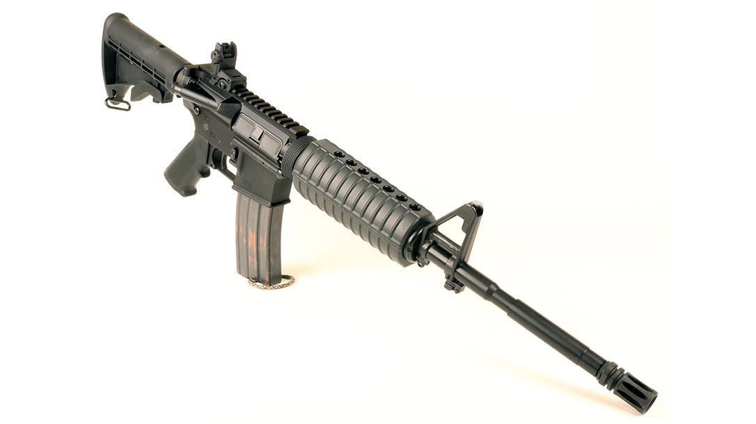 Home-Defense Weapons, rifle