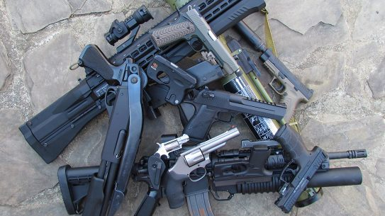 Home-Defense Weapons