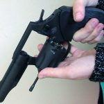Home-Defense Weapons, revolver