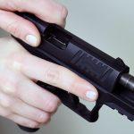 Home-Defense Weapons, semi auto pistol