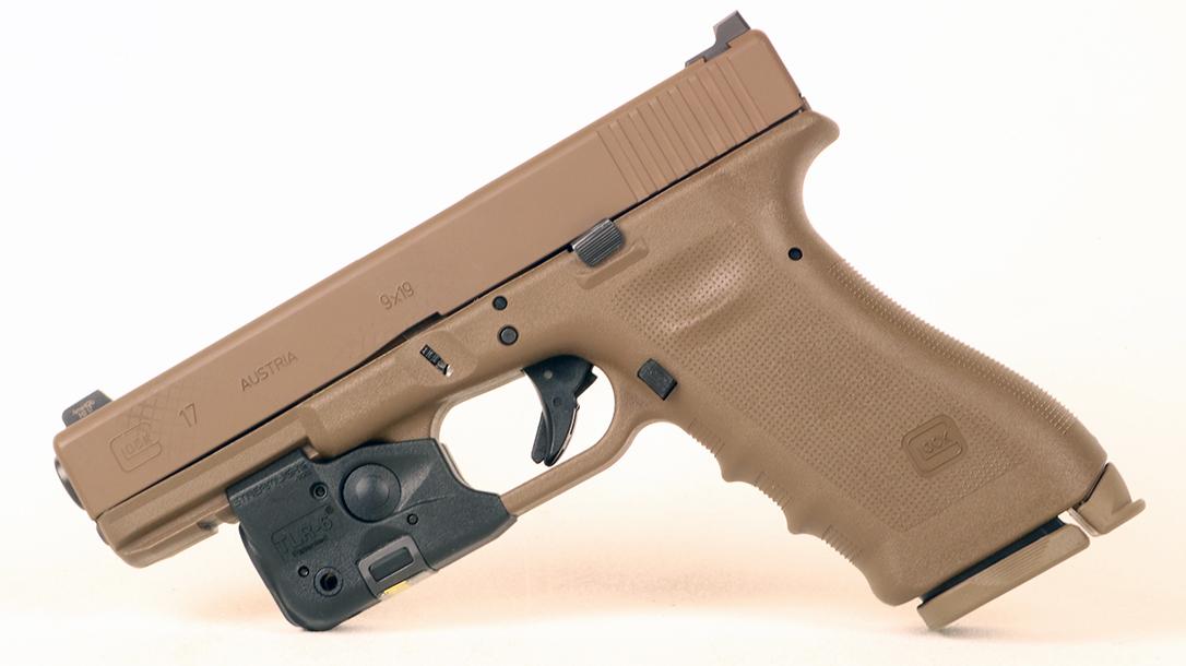 Home-Defense Weapons, Glock