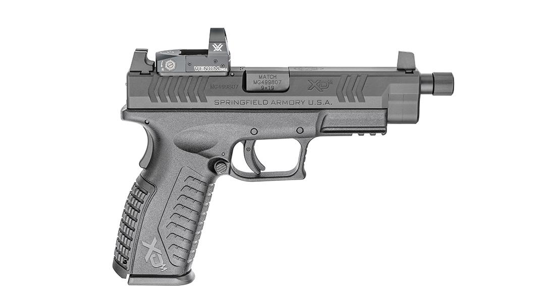 Springfield XDM Optical Sight Pistol, Vortex Venom