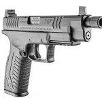 Springfield XDM Optical Sight Pistol, front