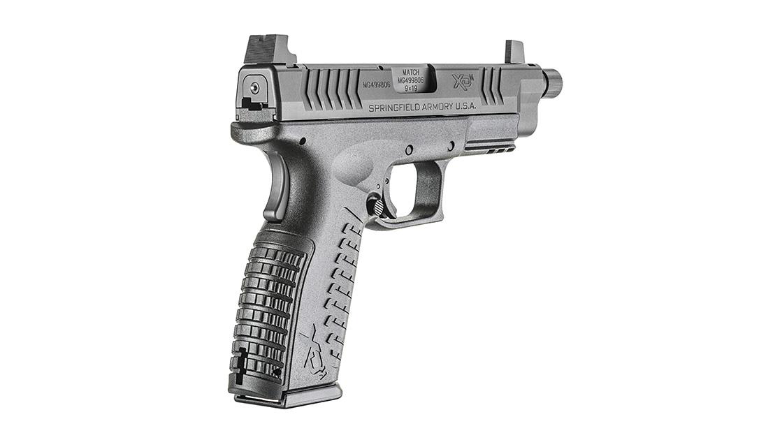 Springfield XDM Optical Sight Pistol, rear
