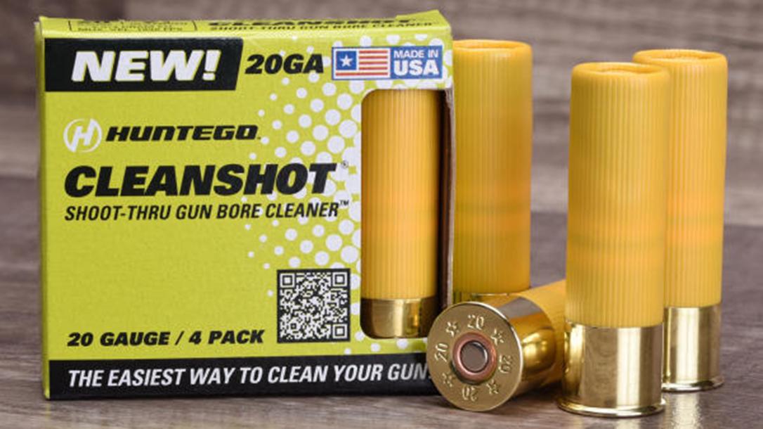 CleanShot 20-Gauge Shoot-Thru Bore Cleaner