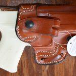 DeSantis Osprey Holster, white gun