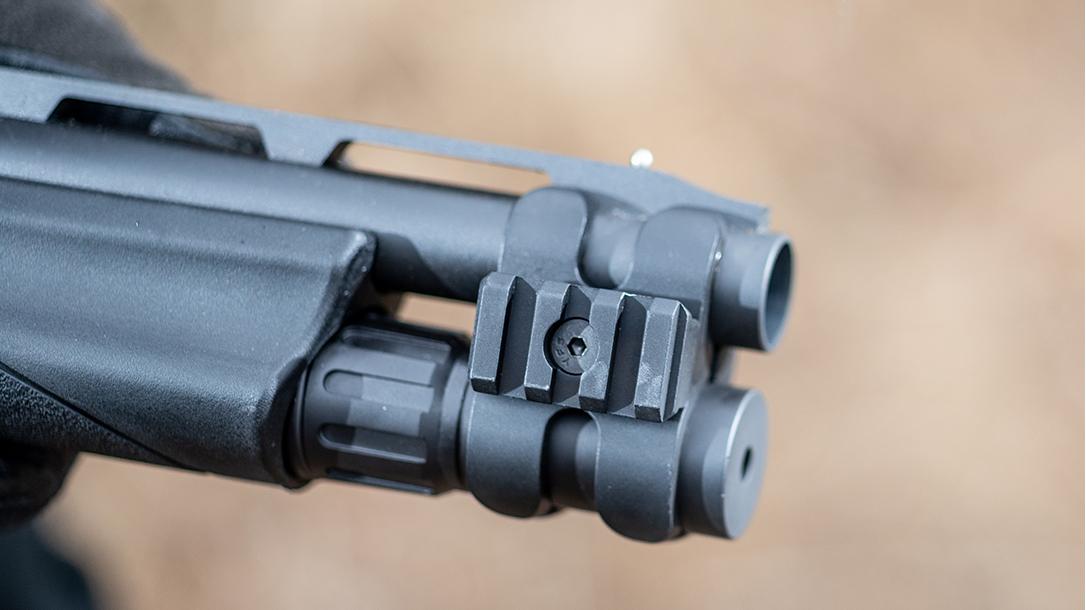 Remington V3 Tac-13 review, barrel