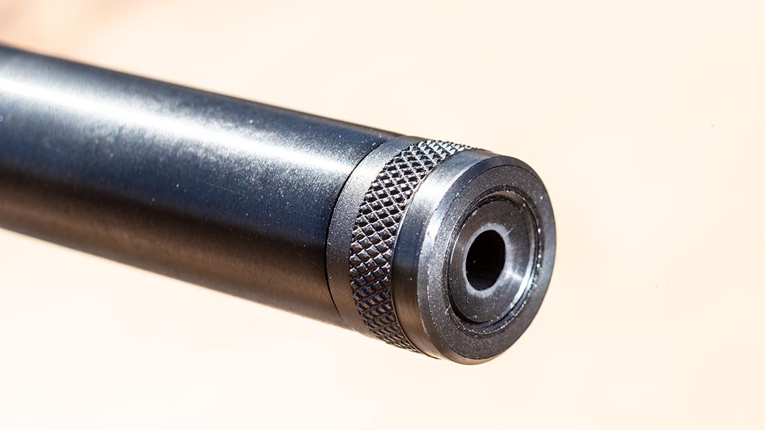 Savage Arms Rascal Target XP Rifle, rimfire, barrel