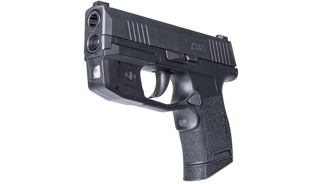 SIG P365, foxtrot365 on gun
