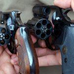 Snub Nose Revolvers, cylinder