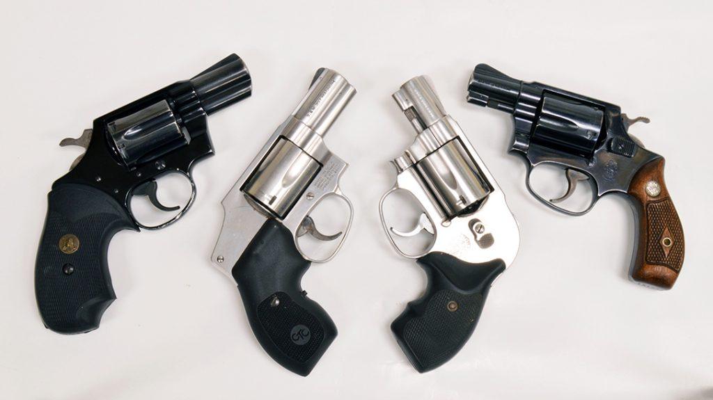 Snub Nose Revolvers