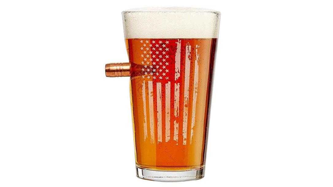Wisconsin-based BenShot, beerglass