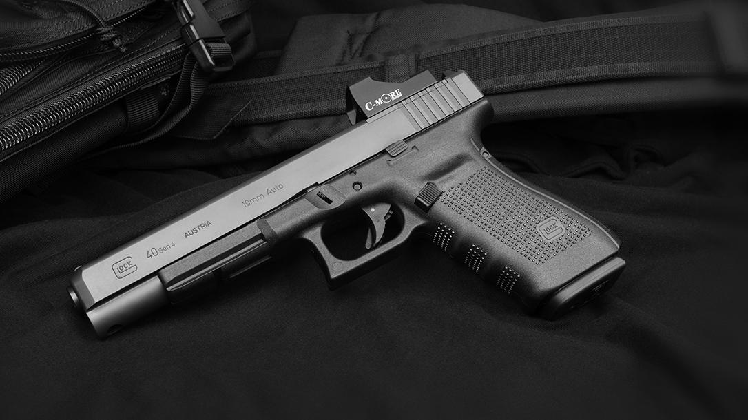 Backwoods ammo, Glock G40