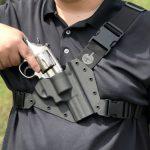 Backwoods ammo, Kenai Chest Holster