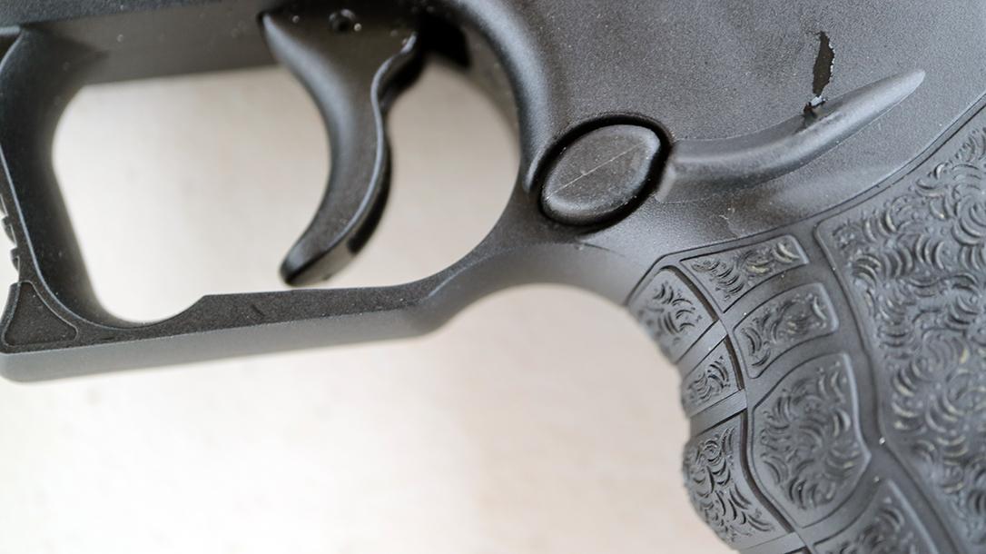 Walther CCP M2, undercut