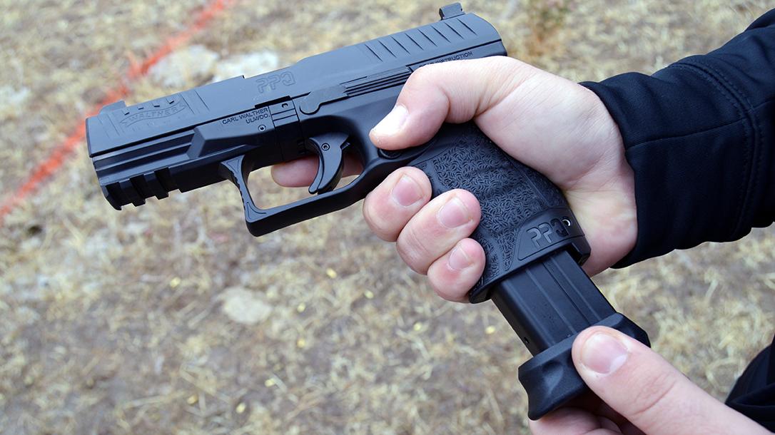 Walther PPQ M2, magazine