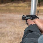 Smith & Wesson Bodyguard 38, range
