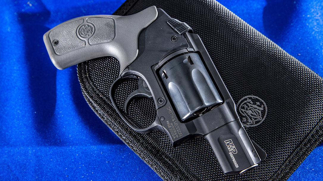 Smith & Wesson Bodyguard 38, right