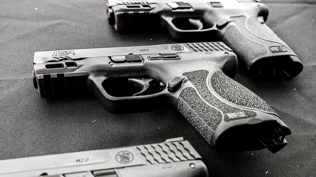 M&P9 M2.0 Compact, handguns