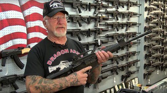 Free AR-15 Rifles for Rabbis