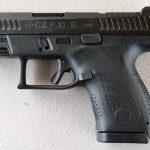 CZ P-10 Pistol, sub compact