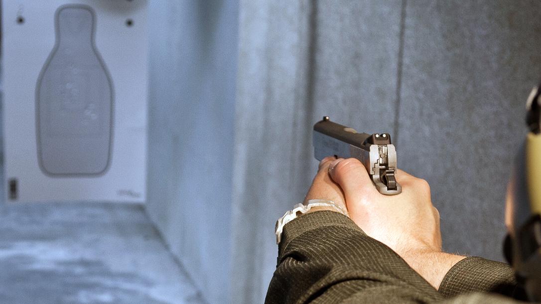 Coonan Classic, firing