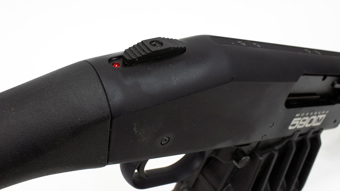 Mossberg 590M Shockwave, safety