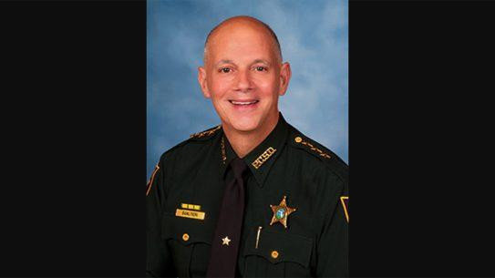 Parkland shooting, Pinellas County Sheriff Bob Gualtieri