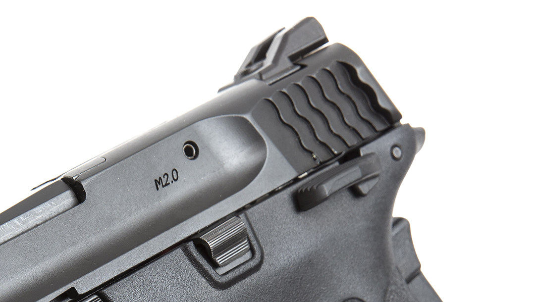M&P380 Shield EZ, slide