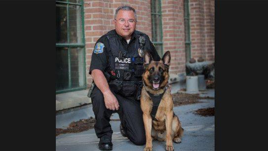 Washington Police Chief Loren Culp