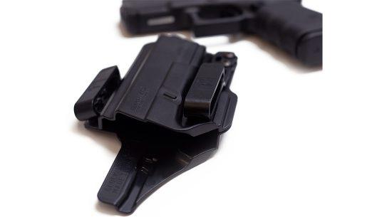 Bravo Concealment Torsion 3.0 IWB holster, white
