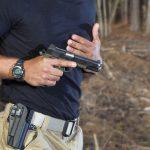 handgun draw mistakes, support hand