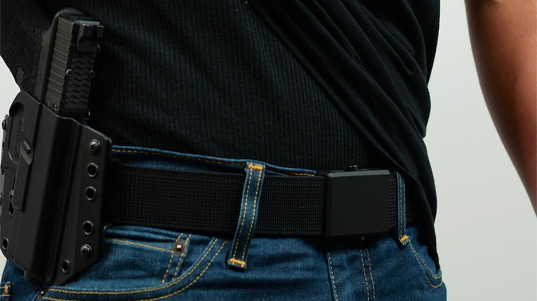 Bravo Concealment Cinturon Gun Belt, gun