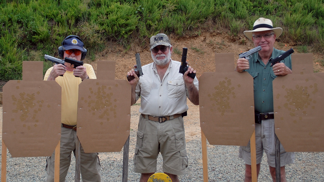 Best 1911, shooters